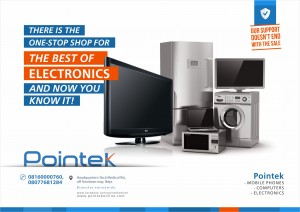 Electronics Pointek