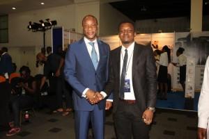 Kingsley Ezeani & Segun Agbaje