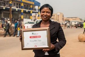 Josephine Ugwu, YNaija person of the Year 2015