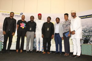 Kingsley Ezeani; Chioma Chuka;Joachim Macebong; Ebuka Obi-Uchendu;Gbenga Sesan;Seun Okinbaloye; Tolu Balogun and Adebola Williams
