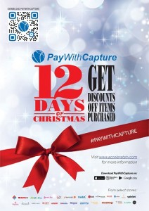 #PayWithCapture 12 Days of Christmas (1)