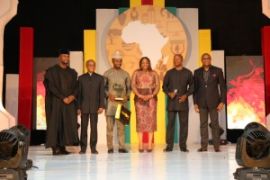 The Future Awards Africa Prize for Young Person of the Year, Philip Obaji Jnr. (Nigeria) Winner